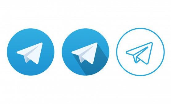 Акция протеста от Telegram