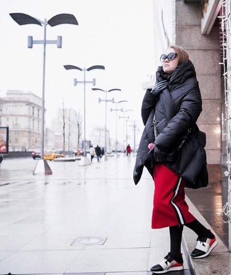 Блоггер Маша Новикова