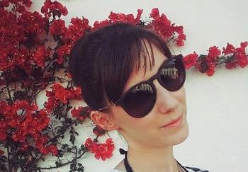 Блоггер Анастасия luckyMyrrr