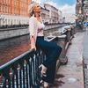 фото на странице Александра Блонд