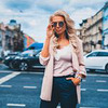 новое фото Александра Блонд
