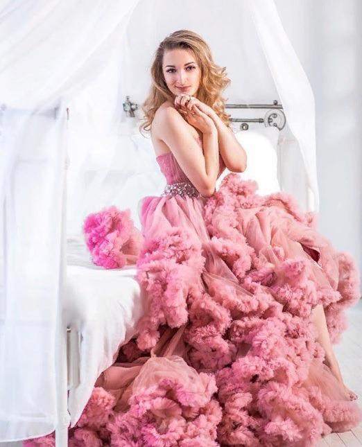 Блогер Наташа Гурбанова