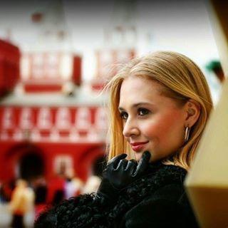 Блогер Оксана Ткаченко
