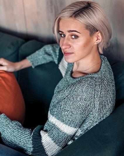Блоггер Галина Мальникова