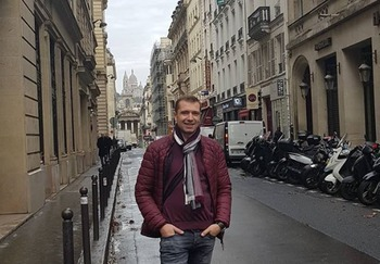 Блогер Михаил Шамарин