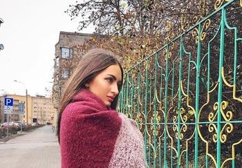 Блоггер Валерия Маюшина