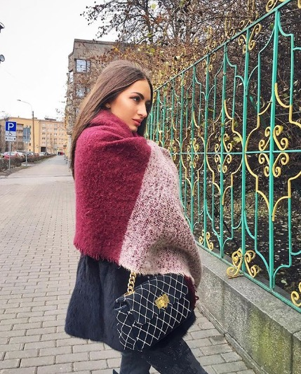 Блогер Валерия Маюшина