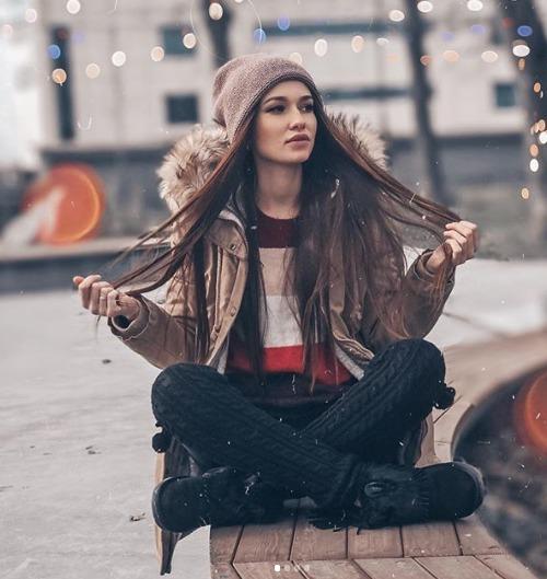 Блогер Алена Хеледи