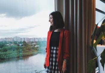 Блоггер Надежда Сокирская