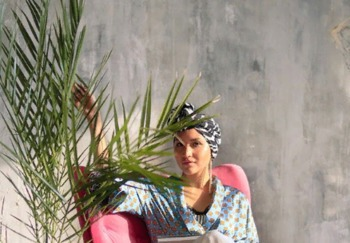 Блоггер Эвелина Akua