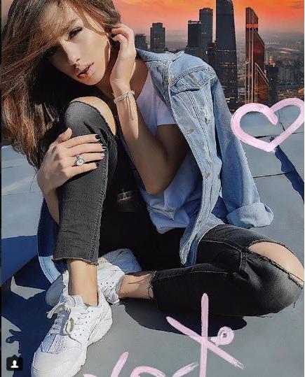 Блоггер Эмма Си