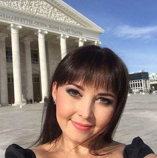Блоггер Мадина Дмитриева