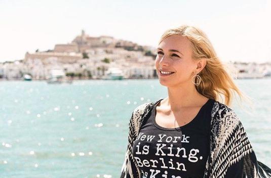 Блоггер Юлия База