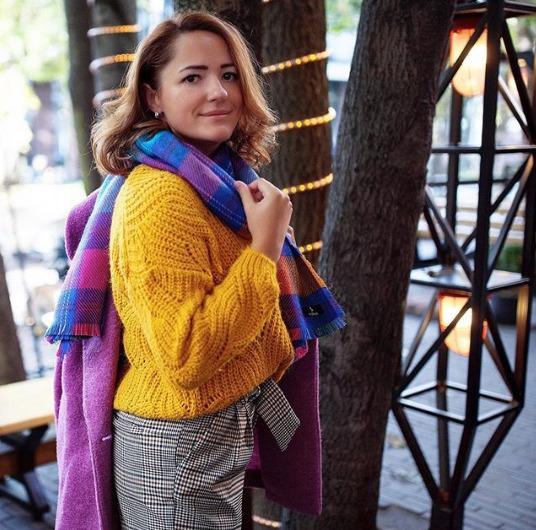 Блоггер Анна Френц