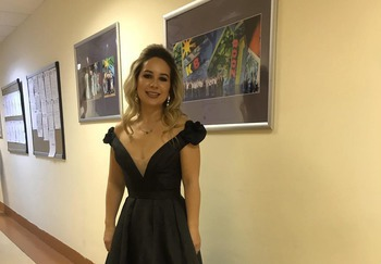 Блогер Лена Симачева