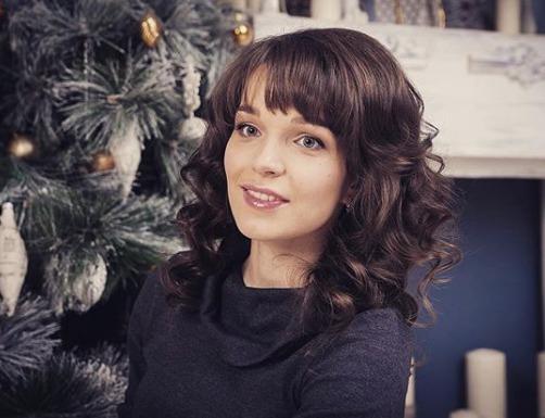 Блоггер Оксана Фролёнок