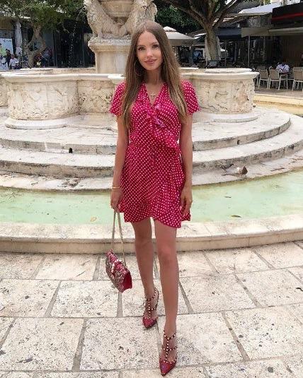 Блоггер Катюша Лобанова