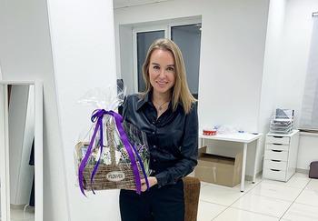 Блоггер Татьяна Мошкова