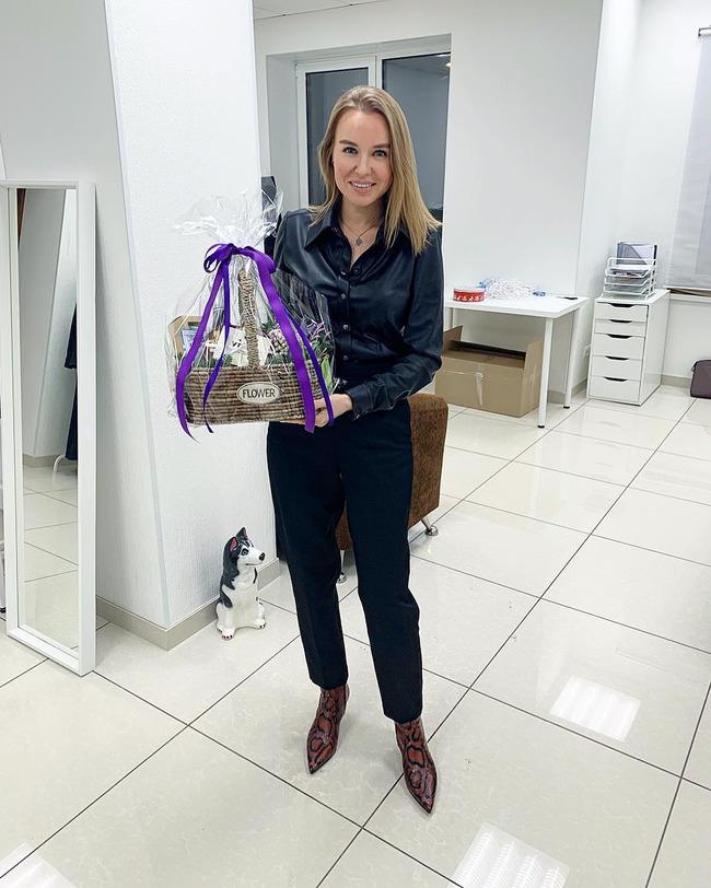 Блогер Татьяна Мошкова