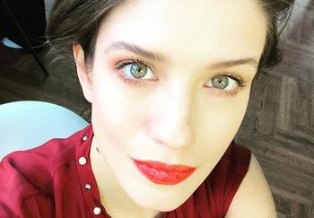 Блогер Аня Чиповская