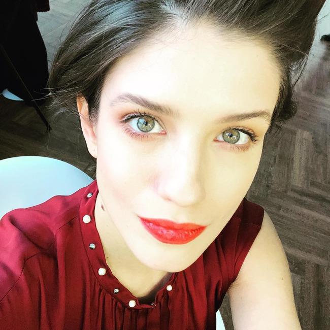 Блоггер Аня Чиповская