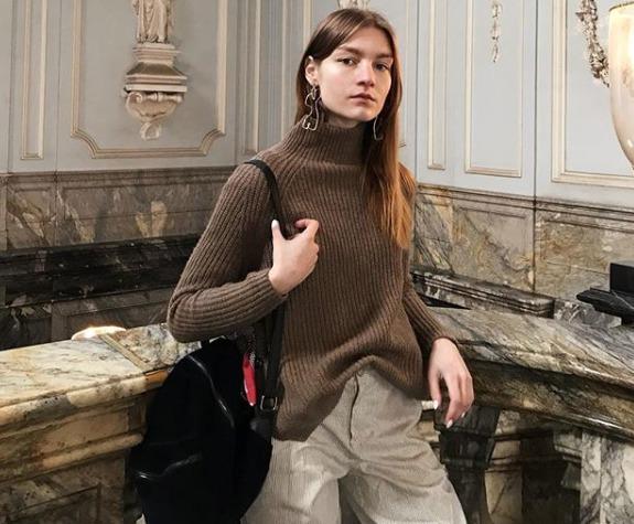 Блоггер Анастасия Нестеренко