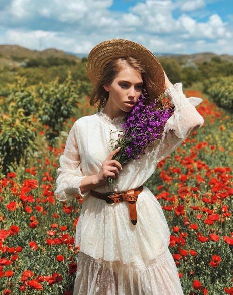 Блоггер Джулия Сунцова