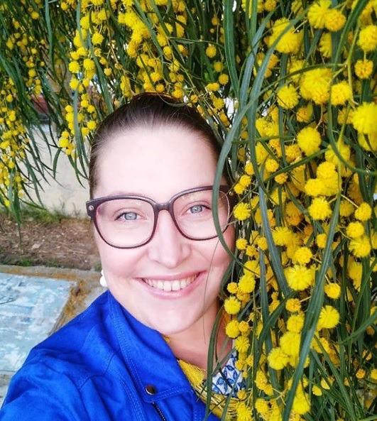 Блоггер Ольга Турицына