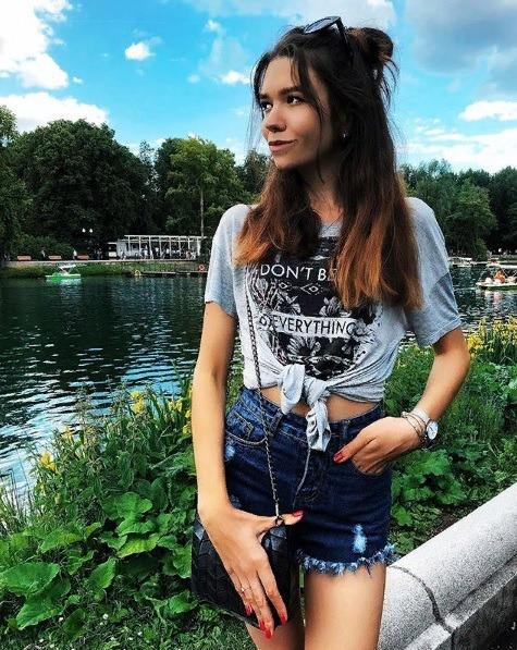 Блоггер Анна Великорецкая