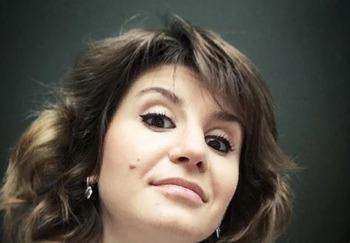 Блоггер Юлия Медведева