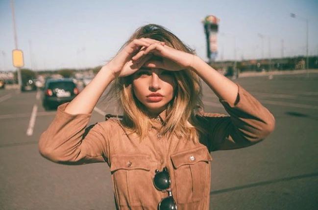 Блоггер Елена Синта