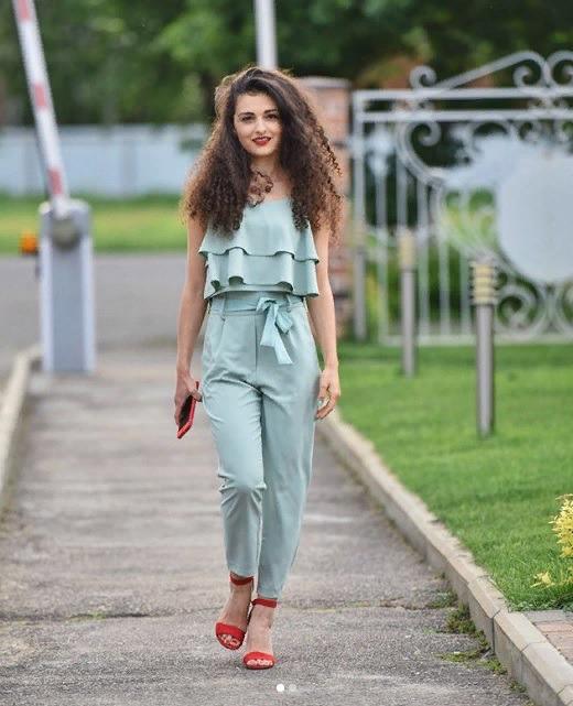 Блоггер Мария Губина