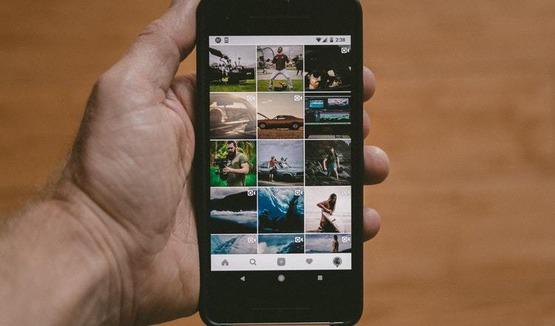 фото и видео в Сторис Instagram