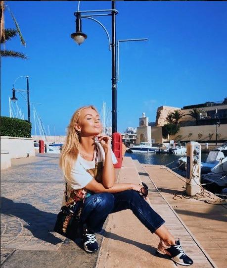 Блоггер Надежда Григорьева
