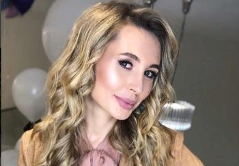 Блоггер Катя Токарева