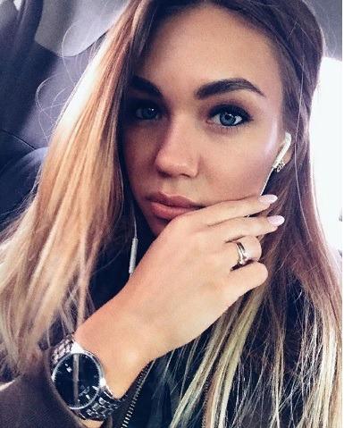 Блоггер Олеся Новикова