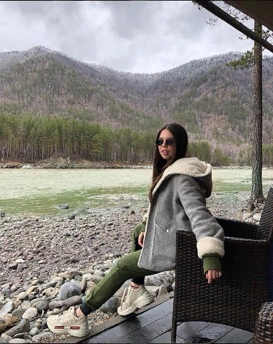 Блоггер Наталья Миронова