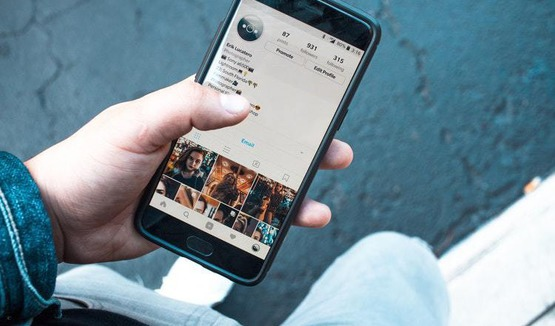 """кнопка """"игнорировать"""" в Instagram"""