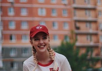 Блоггер Марина Томашевская