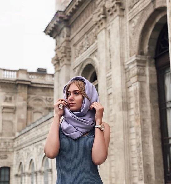 Блоггер Екатерина Гусарь