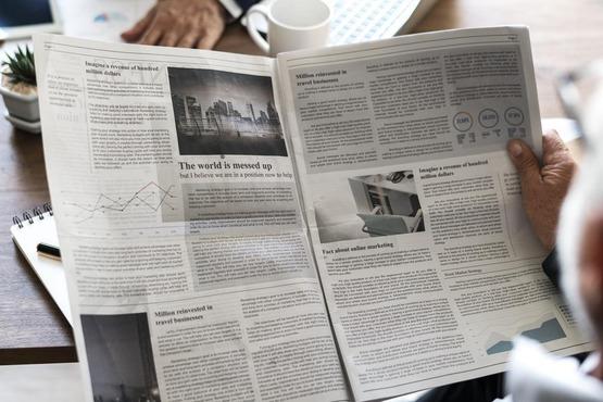 британские газеты попросили правительство собирать деньги с Google и Facebook