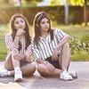 заказать рекламу у блоггера Manukian Twins