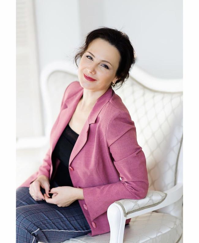 Блоггер Ольга Мазур