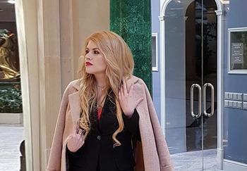 Блоггер Евгения Лотос