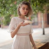 заказать рекламу у блоггера Алиса Строева