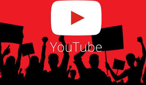 YouTube обвинили в распространении информации о несогласованных массовых мероприятиях