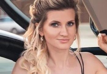 Блоггер Ольга Авдей