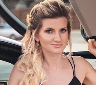 Блогер Ольга Авдей