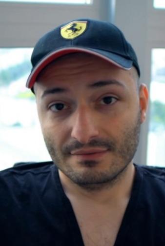 Блоггер Кирим Рындин