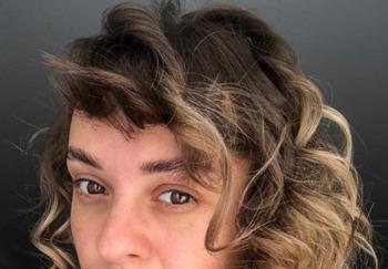 Блоггер Кристина Чебан